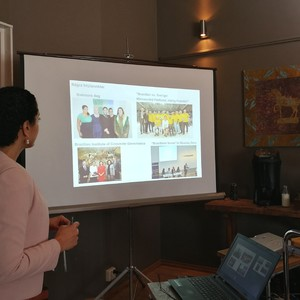 Today Brazilcham had the honor to speak about Brazil to the Rotary Club Vällingby at the beautiful Hässelby Castle. We would like to thank them for a warm welcoming and engaged audience!