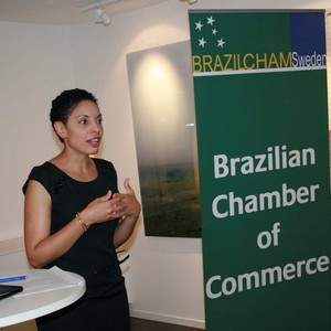 The Brazilian Chamber of Commerce in Sweden hosted the event welcoming HE Mr. Marcos Pinta Gama, the Brazilian ambassador - appointed to Sweden and the SEBRAE Business Woman 2014 Award winners. The SEBRAE Business Woman Award is a State and National recognition to women who have turned their dreams into reality and excelled in developing innovative business ideas providing jobs and increasing income in their communities.
