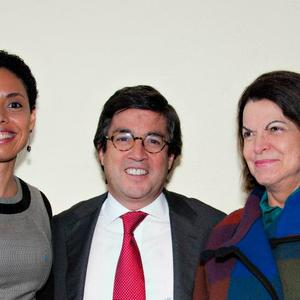 Interview with Mr. Luis Alberto Moreno Mejía, President of the Inter-American Development Bank.
